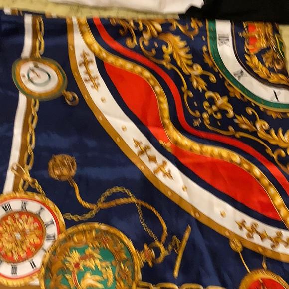 A woman's  handkerchief/ body accessory